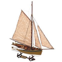 ARTESANIA LATINA HMS Bounty's Jolly Boat 19004 Model Ship Kit 1:35