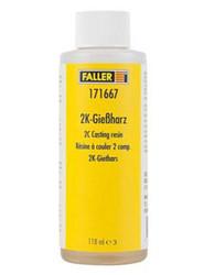 FALLER Casting Resin (118ml) HO Gauge 171667