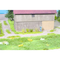 GAUGEMASTER Grass Tufts - Summer (104) OO Gauge Scenics GM137