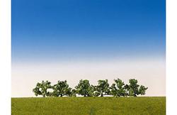 FALLER Bushes Blooming White 40mm (6) HO Gauge Scenics 181478