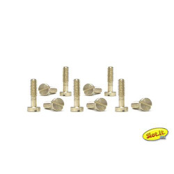 SLOT.IT Metric Screws 2.2 x 8mm Big Head (10) SICH52