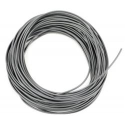 GAUGEMASTER Grey Wire 10m (7 x 0.2mm) GM11GR