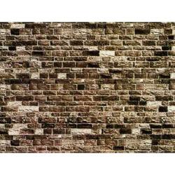 NOCH Basalt Wall Card 32x15cm HO Gauge Scenics 57530