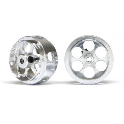 NSR 2mm Ultimate Aluminium Spanish Rims 17'' Diameter (2) NSR2005017