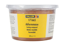 FALLER Mould Compound (560g) HO Gauge 171665