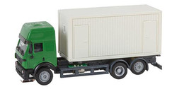 FALLER Car System LKW MB SK94 Building Site Container V HO Gauge 161480
