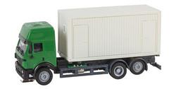 FALLER Car System LKW MB SK94 Building Site Container V HO Gauge 161480