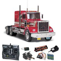 TAMIYA RC 56301 King Hauler Truck 1:14 Kit + radio bundle