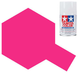 TAMIYA PS-40 Translucent Pink Polycarbonate Spray Paint 100ml Lexan RC Car Body