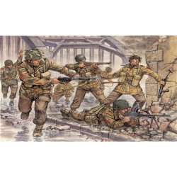 ITALERI British Red Devils 6034 1:72 Figures Kit