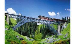 FALLER Bietschtal Bridge 1100mm Model Kit II HO Gauge 120535