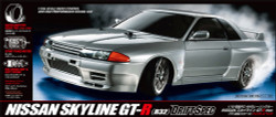 TAMIYA RC 58651 Skyline GT-R (R32) Drift Spec TT-02D 1:10 Assembly Kit