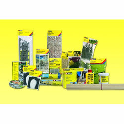 NOCH Model Landscaping Starter Kit HO Gauge Scenics 60805