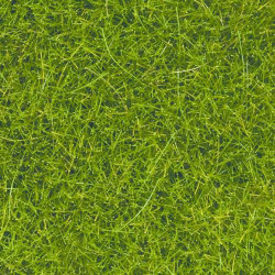 NOCH Light Green Wild Grass XL 12mm (80g) HO Gauge Scenics 07097