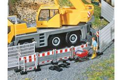 FALLER Barrier Fences Model Kit 460mm IV HO Gauge 180435