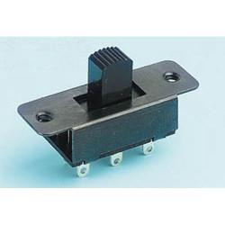 GAUGEMASTER Bulk Pack of 25 Slide Switches DPDT Centre Off BPGM502