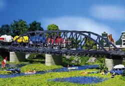 FALLER Arched Bridge 564mm Model Kit II HO Gauge 120482