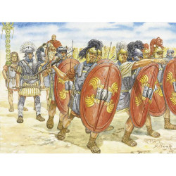 ITALERI Roman Infantry 1st-2nd Cty B.C. C 6021 1:72 Figures Kit