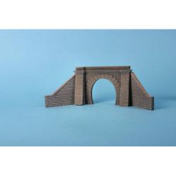 GAUGEMASTER Foam Walling - Single Tunnel Mouth & Walls OO Gauge Scenics GM198
