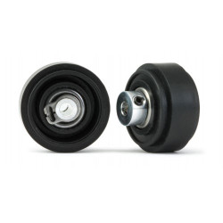SLOT.IT 16.5mm Diameter Plastic Assembled Front Wheels 4WD (2) SIPA73AS