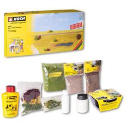 NOCH Basic Modelling Landscaping Starter Kit HO Gauge Scenics 60801