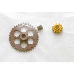 NSR 3/32 36/11 SW 36 Gear & 11 Pinion & Axle Spacer NSR6705