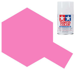 TAMIYA PS-11 Pink Polycarbonate Spray Paint 100ml Lexan RC Car Body