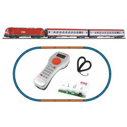 PIKO SmartControl Light OBB Rh2016 Starter Set V (DCC-Fitted) HO Gauge 59009