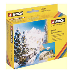 NOCH Snow Powder HO Gauge Scenics 08750