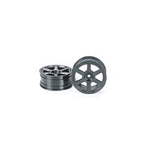 Tamiya Tamiya TRF418 6-Spoke Wheels Medium Narrow TAM53453 2