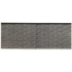 NOCH Wall Profi Hard Foam 33.5x12.5cm HO Gauge Scenics 58054