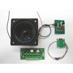PIKO Digital Sound Kit for American Steam G Gauge 36220