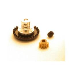 NSR 3/32 Inline 27/10 Gear & Pinion Extralight NSR6702