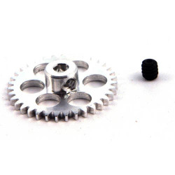NSR 3/32 Extralight SW Gear 35T 18.5mm Fly/Scalextric/TSRF NSR6135