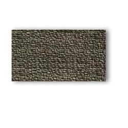 NOCH Wall Quarrystone Hard Foam 23.5x13cm HO Gauge Scenics 58250