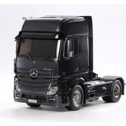 TAMIYA RC 56342 Mercedes-Benz Actros 1851 GigaSpace Black Ed 1:14 Assembly Kit