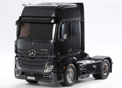 TAMIYA RC 56342 Mercedes-Benz Actros 1851 GigaSpace Black Ed 1:14 Assembly Kit