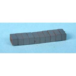GAUGEMASTER Large Magnets (10) (9 x 5 x 4mm) GM88