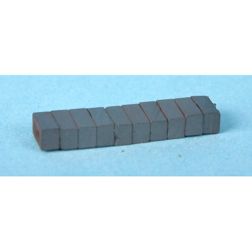 GM86 Gaugemaster Pack of 10 Small Magnets