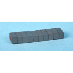 GAUGEMASTER Large Magnets (10) (9 x 5 x 4mm) GM88