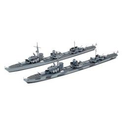 TAMIYA 31908 Destroyer Z Class Barbara 2 1:700 Ship Model Kit