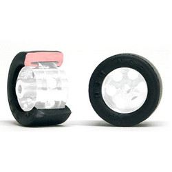 "NSR Slick Extreme 19 x 10 For 16"" Wheels (4) NSR5302"