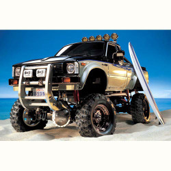 TAMIYA RC 58397 Toyota Hilux High Lift 1:10 Assembly Kit