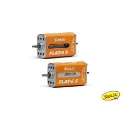 SLOT.IT Flat6 S 22500 RPM 230gcm 12.5W Asymmetric Case Openings SIMN13CH