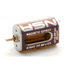 NSR King 25k EVO Magnetic Effect Motor 350g/cm @ 12v NSR3026