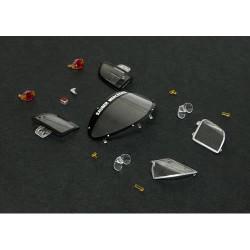 SLOT.IT C9 Transparent Parts SICS05V