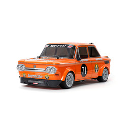 TAMIYA RC 58649 NSU TT 'Jagermeister' (M-05) 1:10 Assembly Kit