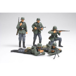 TAMIYA 35293 Ger Infantry French Campaign 1:35 Military Model Kit