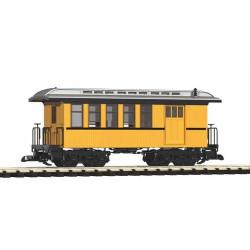 PIKO D&RGW Wood Combine 210 G Gauge 38601