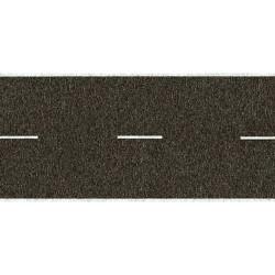 NOCH Grey Country Road 200x4.8cm HO Gauge Scenics 60610